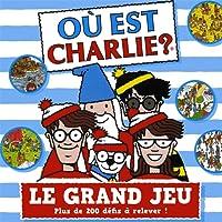 Coffret - Où est Charlie ? - Le grand jeu: Plus de 200 défis à relever !
