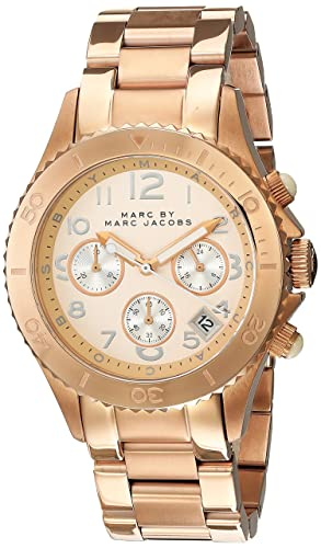 4766820437c Marc by Marc Jacobs Accessories Ouarz Watch MBM3156 40 mm  Marc By Marc  Jacobs  Amazon.co.uk  Watches
