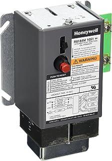 91cChQDgifL._AC_UL320_SR224320_ honeywell r8184g 4066 protectorelay oil burner control with 15 s honeywell r8184m1051 wiring diagram at gsmx.co
