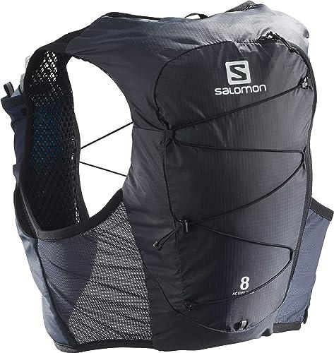 Salomon Active Skin 8 Set Unisex Trail Running Vest Backpack