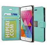 iPhone 6 case, iPhone 6S case, INVELLOP Teal iPhone