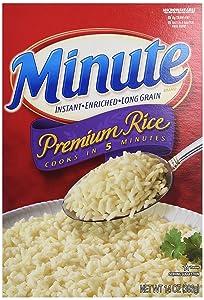 Riviana-River Rice Minute Premium Rice, 14 oz