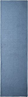 product image for Colonial Mills Sunbrella Solid Area Rug 2x9 Cornflower