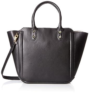 Ivanka Trump Tribeca Solutions Satchel, Black: Handbags: Amazon.com