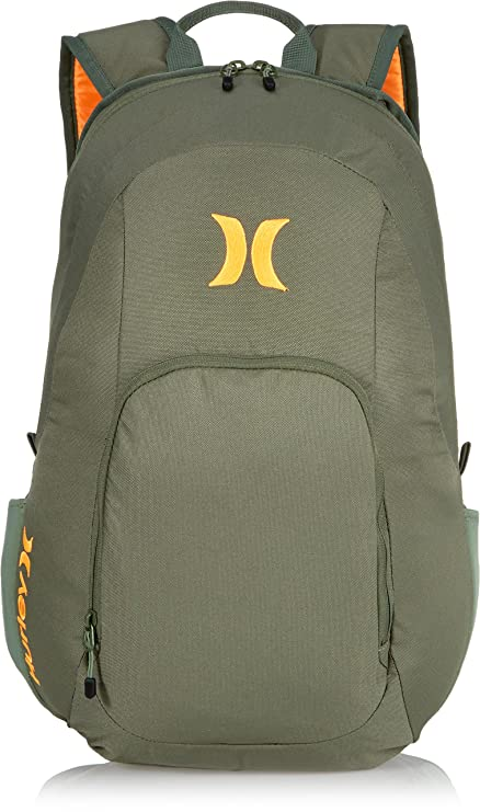 Hurley One & Only Pack - Mochila, color naranja, talla DE: 48 cm: Amazon.es: Equipaje