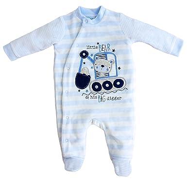 Größe 40 authentisch ein paar Tage entfernt Rock-a-Bye - Baby Jungen Strampler Schlafanzug Little Bear ...