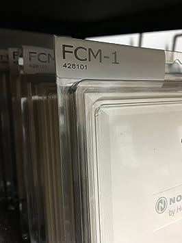Notificador fcm-1 - Módulo de alarma de incendio monitor control del relé: Amazon.es: Bricolaje y herramientas