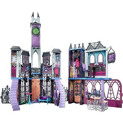 Monster High Deadluxe High School Playset: Toys & Games