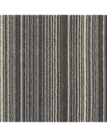 All American Carpet Tiles Victory 23.5 x 23.5 Easy to Install Do It Yourself Peel and