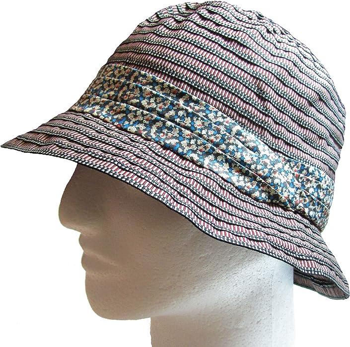 Grevi Men s Acrylic Polyester Blend Bucket Hat 1fb8fe33d777