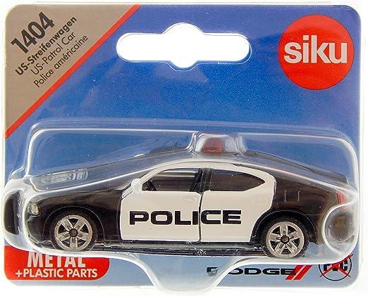Siku Free Shipping! US Patrol Car Toy Vehicle