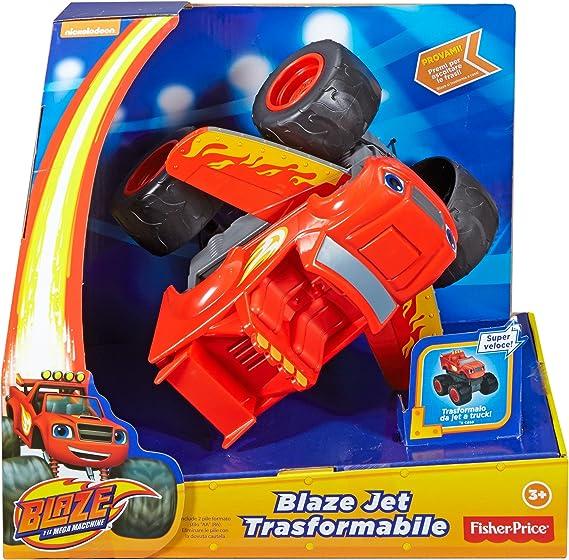 DRY93 Blaze Veicolo