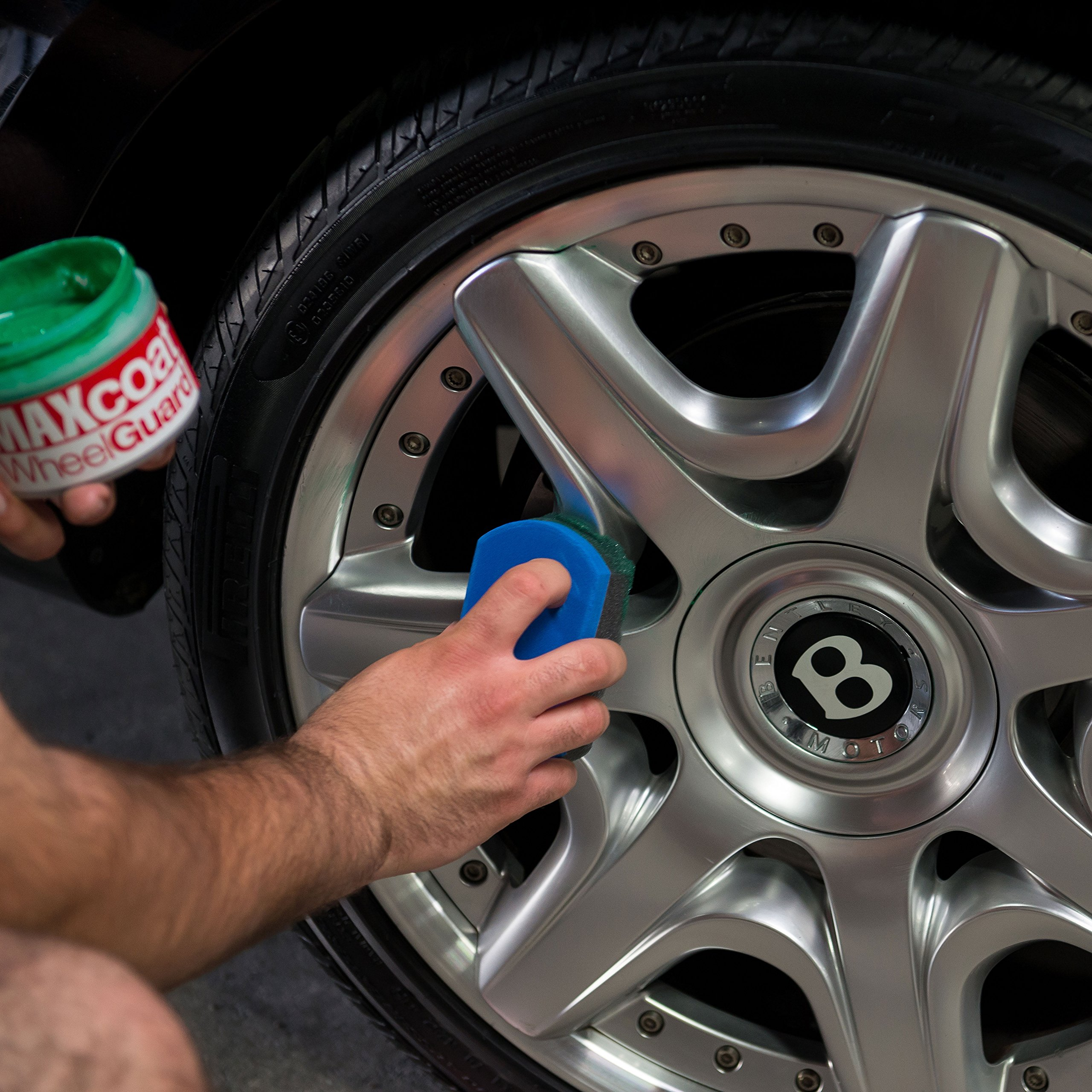 Chemical Guys WAC_303 8-Ounce Wheel Guard Rim and Wheel Sealant by Chemical Guys (Image #5)
