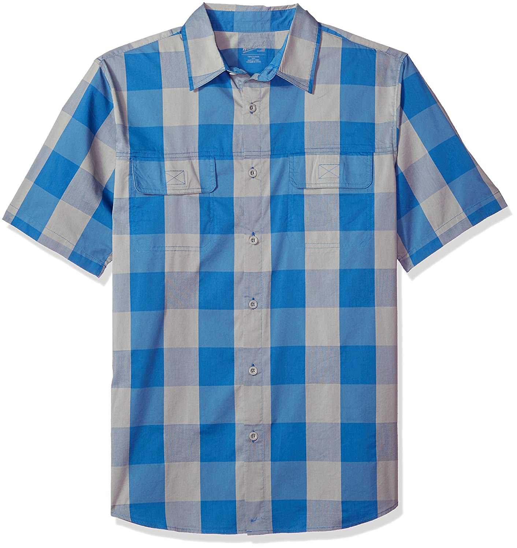 Woolrich Mens Keep It Moving Short Sleeve Shirt