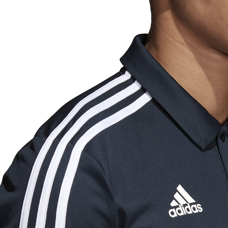 adidas Real Madrid Polo, Hombre, Hombre, Polo, CW8669, Core White ...