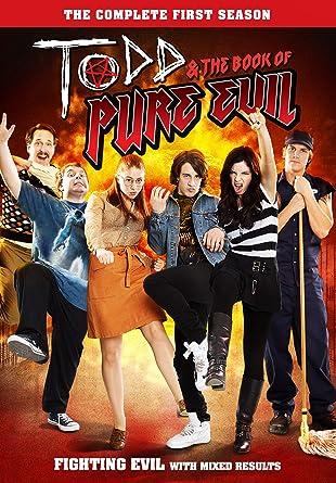 Amazon com: Todd & The Book Of Pure Evil: Season 1: Jason