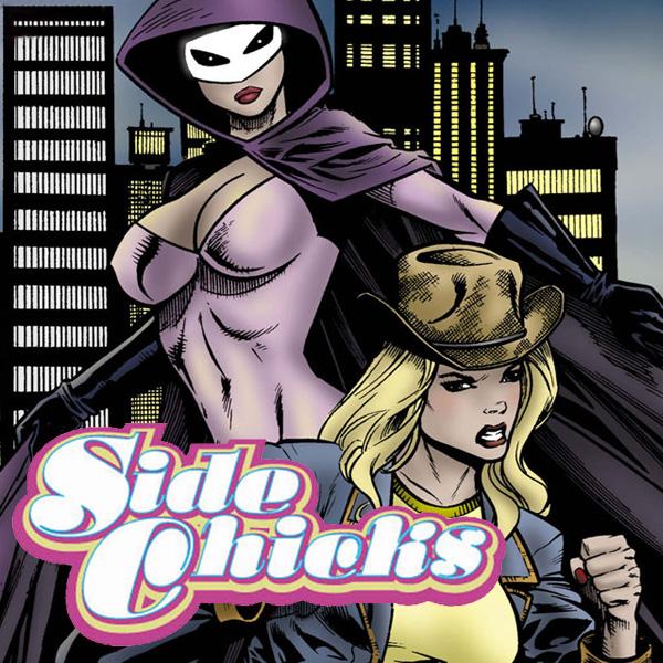 SideChicks (Issues) (5 Book Series)
