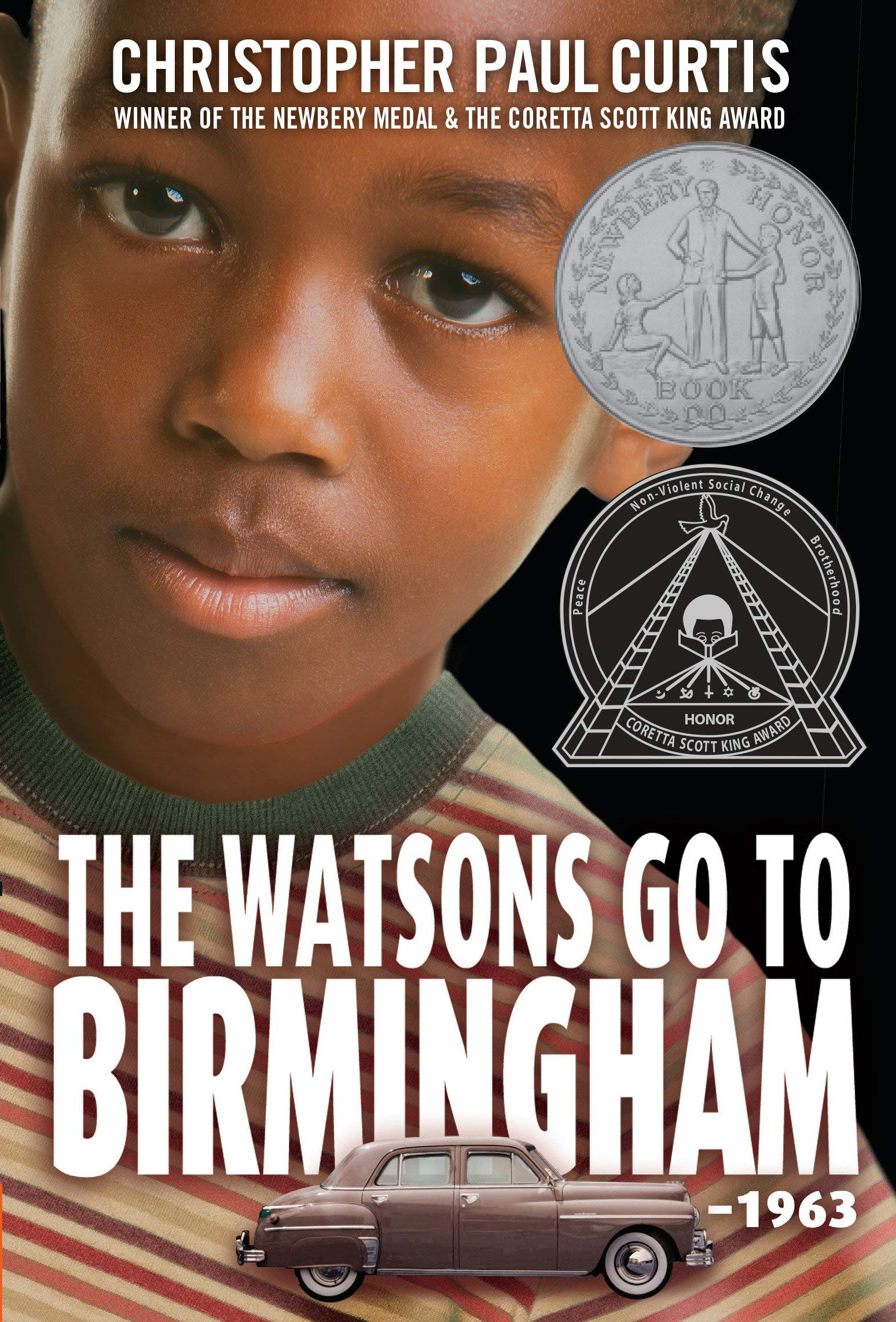 Black history books The Watsons Go To Birmingham