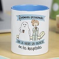 La mente es Maravillosa - Tazas para enfermeros