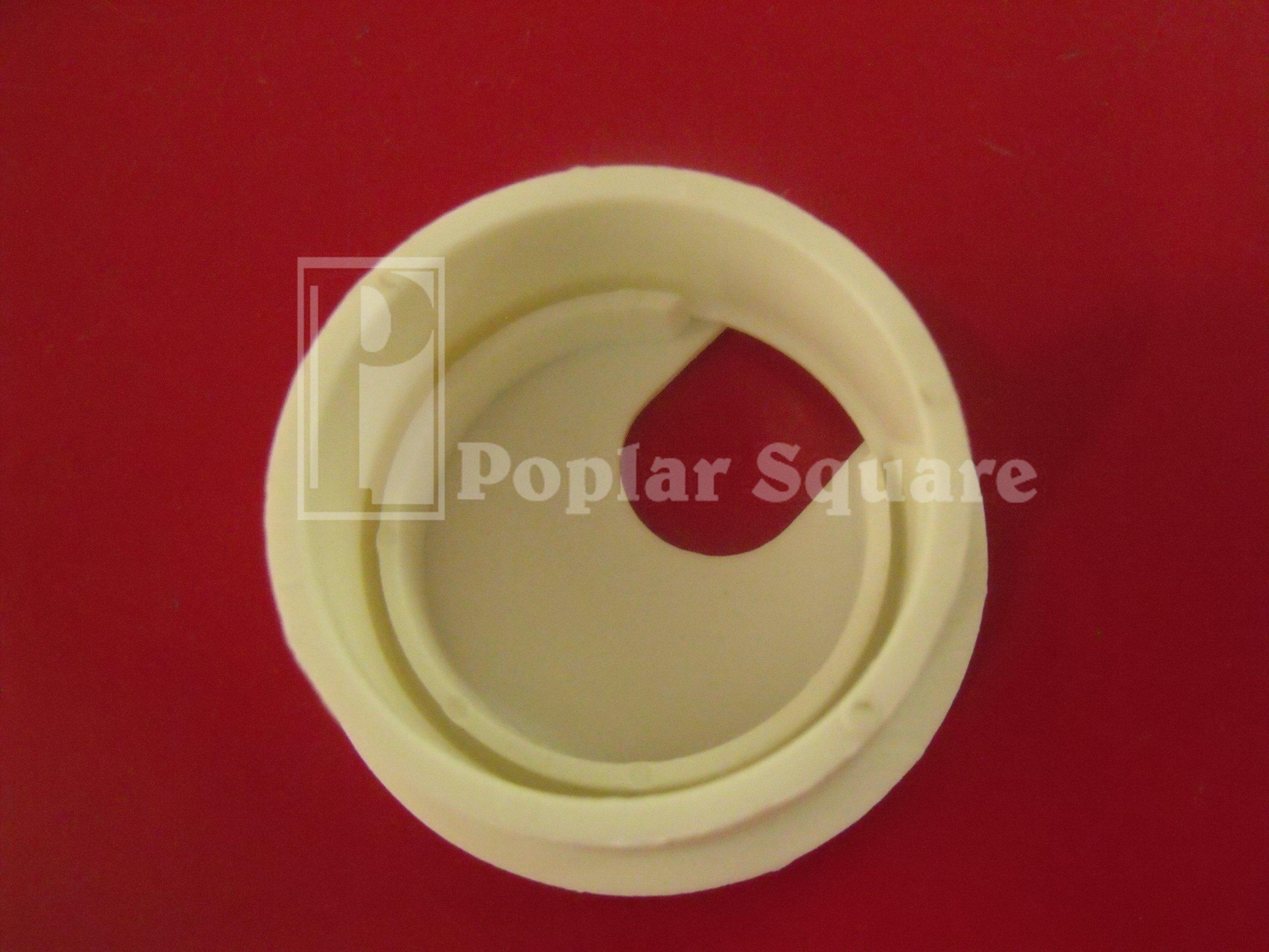 Cord Grommet 1-3/4'' 25/box White #1039WH by Bainbridge (Image #3)