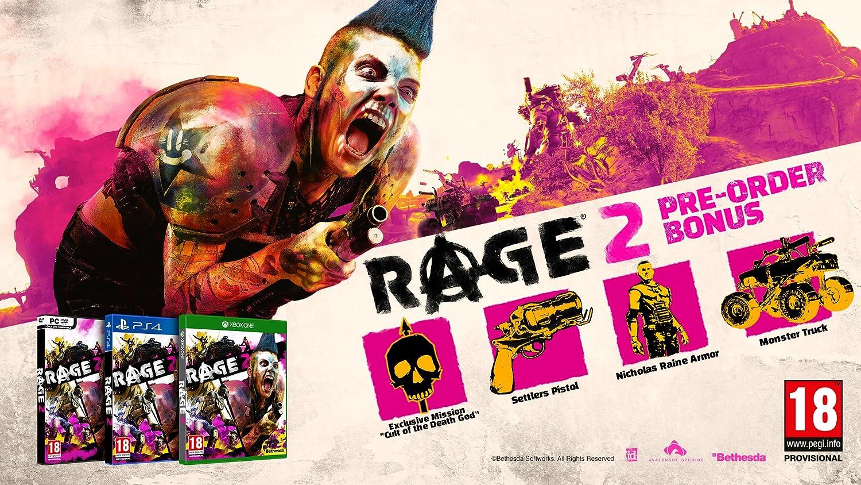 Rage 2 Parent ASIN [Importación inglesa]: Amazon.es: Videojuegos