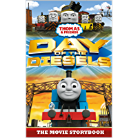 Thomas & Friends: Day of the Diesels: The Movie Storybook (Thomas & Friends Movie Time 1)