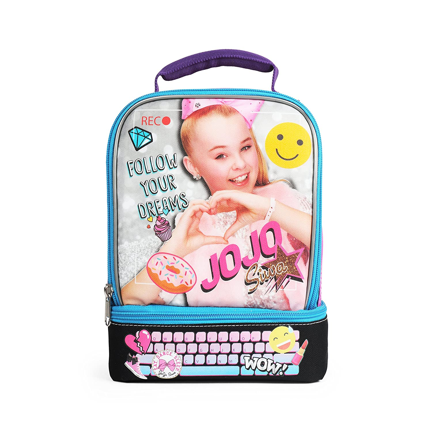 jojo siwa lunch box