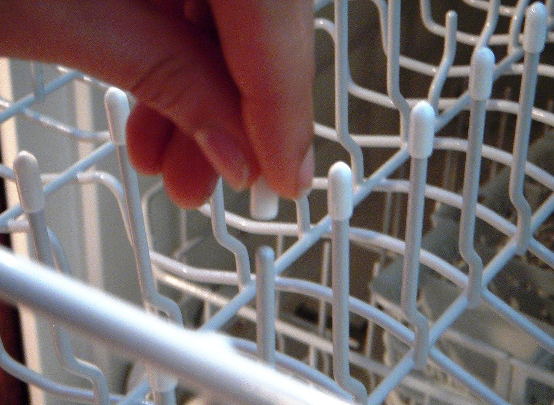 125 Universal color blanco lavavajilla accesorio de punta tapas ...
