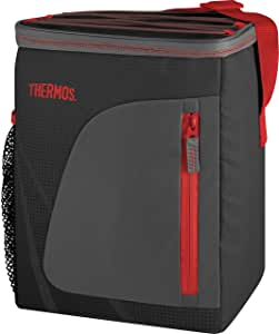 Thermos Radiance 12 Can Cooler, Black, RAD12BK6
