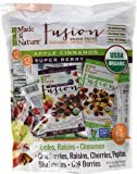 Made in Nature Organic Dried Fruit Snack Packs, 24 - 1-oz Individual Packages