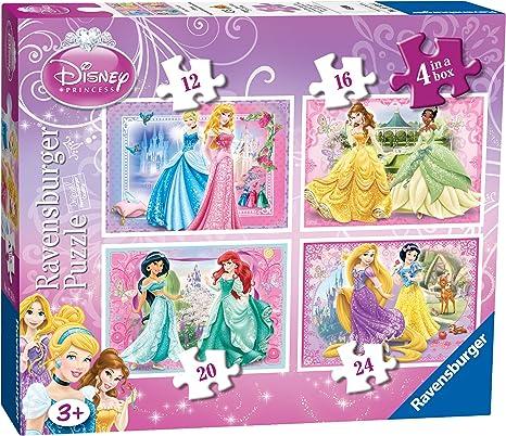 Amazon.co.uk: Disney Princess Jigsaw