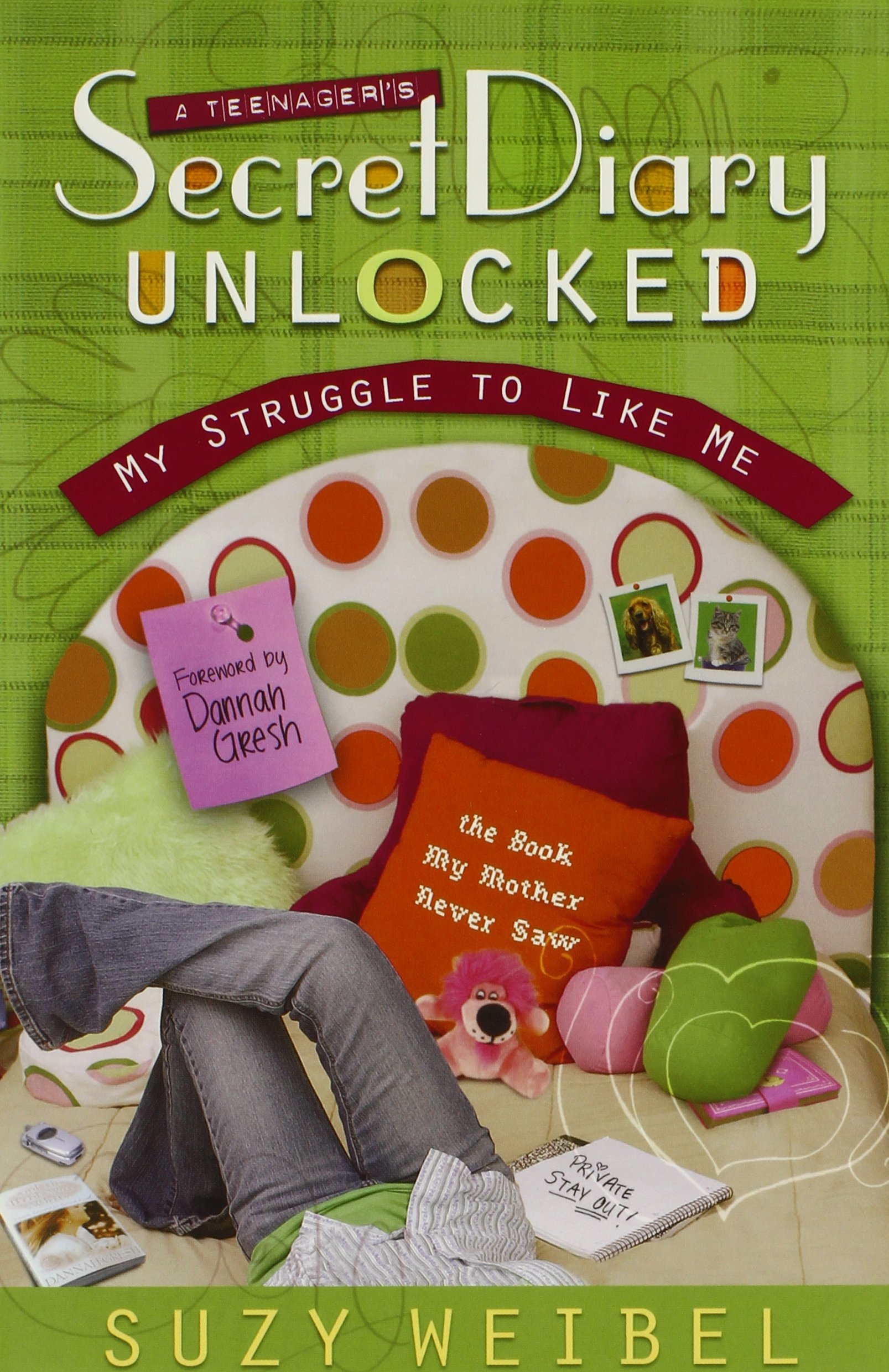 Download Secret Diary Unlocked: My Struggle to Like Me PDF