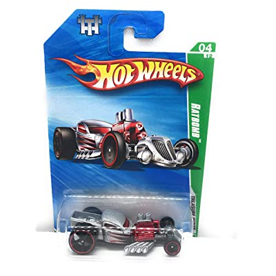 Hot Wheels Treasure Hunt 2010 Ratbomb 4/12 - 48/240 R7437 Mattel: Toys & Games