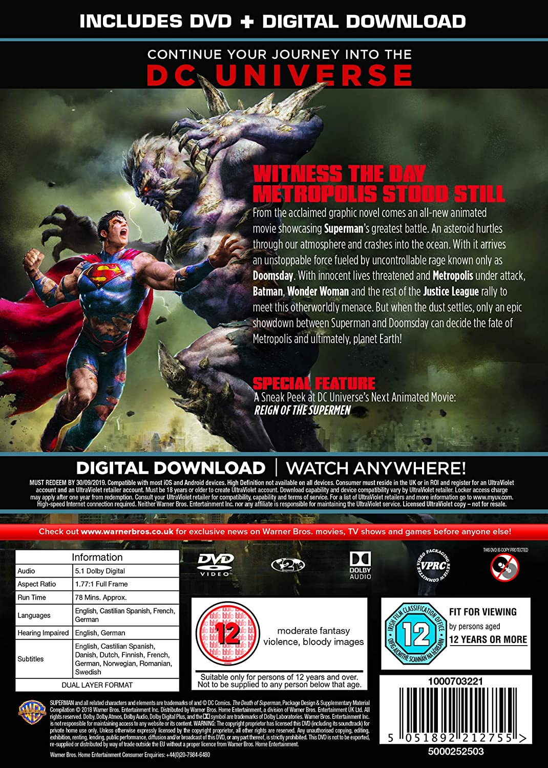 justice league vs the fatal five full movie download 480p