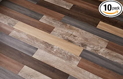 Nance Industries Versaplank Peel And Stick Stain Proof Vinyl Plank - What to put under vinyl plank flooring
