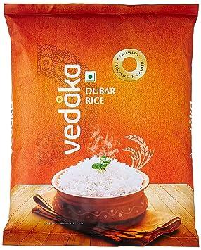 Amazon Brand - Vedaka Dubar Rice, 1 kg