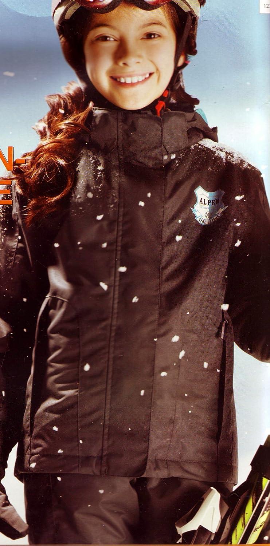 Robuste Crivit Sports Unisex Snowboard / Ski-jacke (Skijacke Unisex) Wassersäule des Obermaterials 3.000 mm Größe 146/152