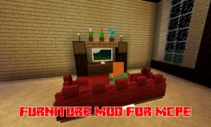 Mods : Furniture Mod for MCPE by Top Furniture