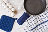 DII, Cotton Terry Pot Holders, Heat Resistant and