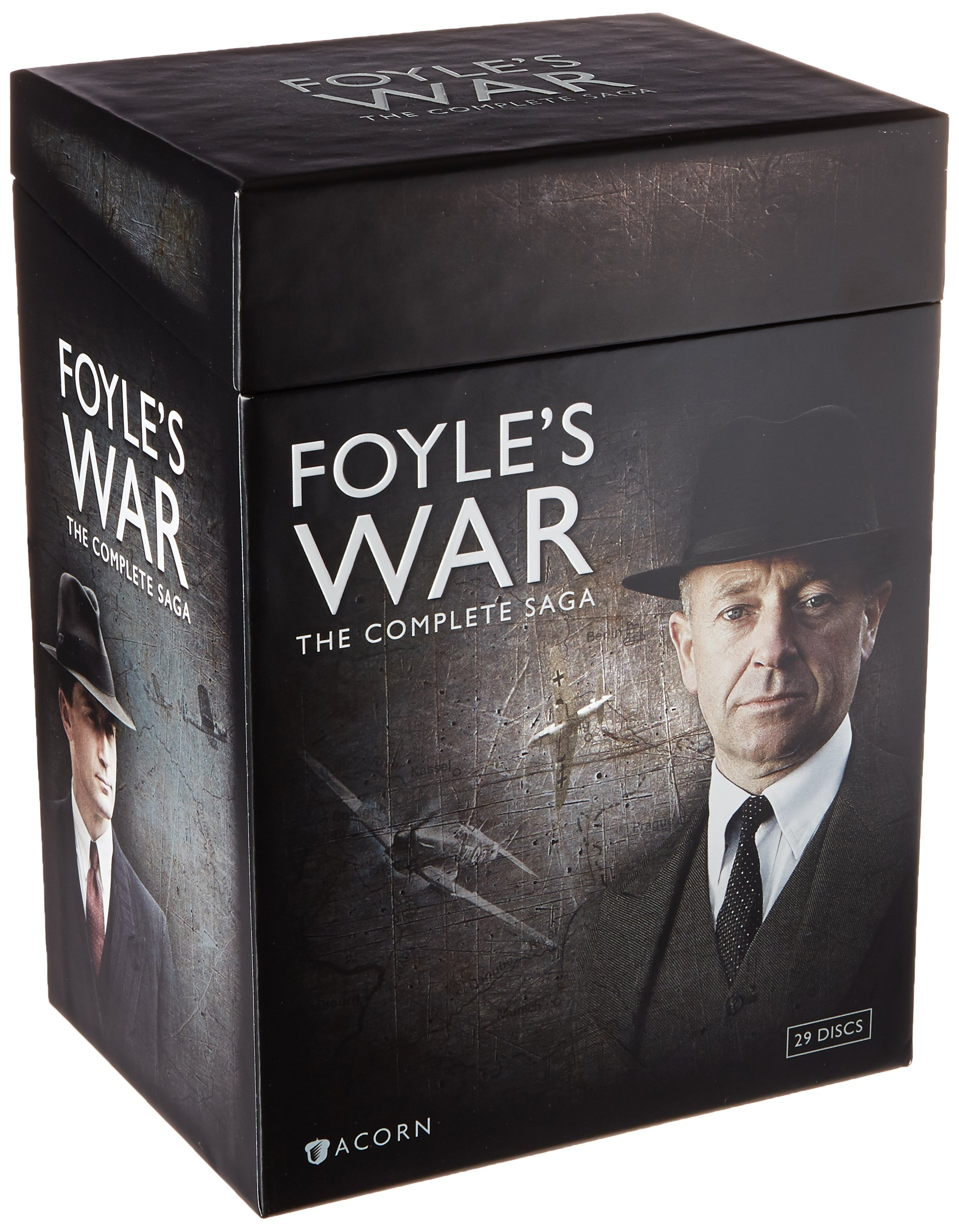 Foyle's War: The Complete Saga by RLJ/SPHE