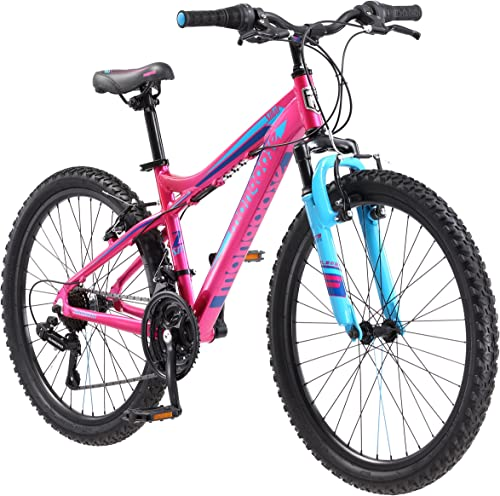 Mongoose Silva Mountain Bike, For Women & Girls