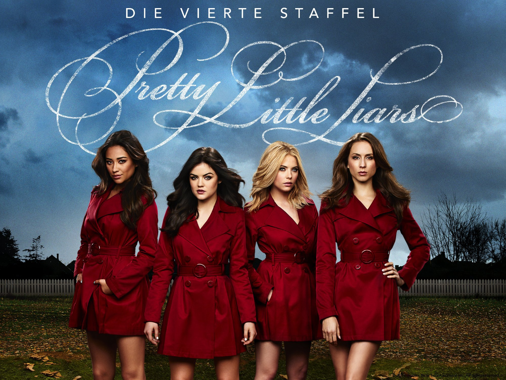 Pretty Little Liars: Staffel 4 [dt./OV]: Amazon.com: Alle ...