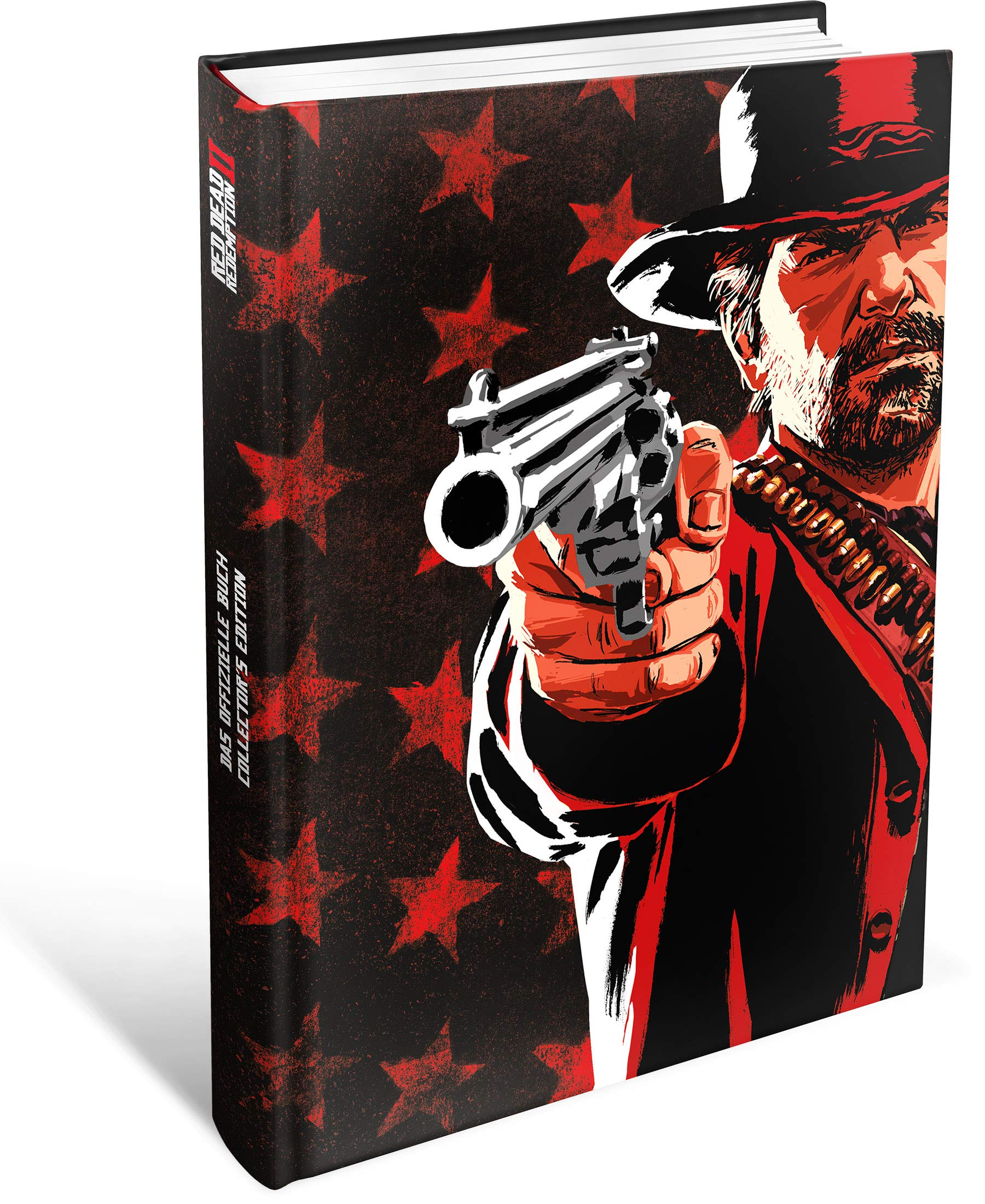 Red Dead Redemption 2 - Das offizielle Buch - Collectors Edition ...