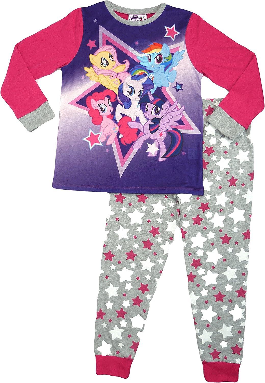 MLP My Little Pony Pyjamas Girls PJs Ages 4-10 Years