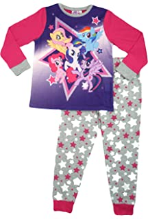 2 Pack My Little Pony Girls Pyjamas 4-10 Years