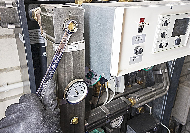 V1045 Schl/üsselweite /11 mm Vigor /Ring-Maulschl/üssel 1 St/ück