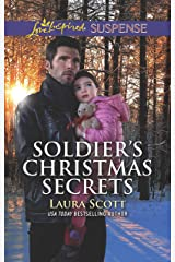 Soldier's Christmas Secrets (Justice Seekers) Kindle Edition