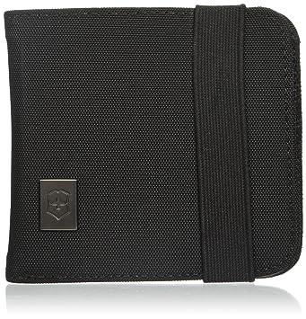Victorinox Travel Accessoires 4.0 Monedero 11 cm Black