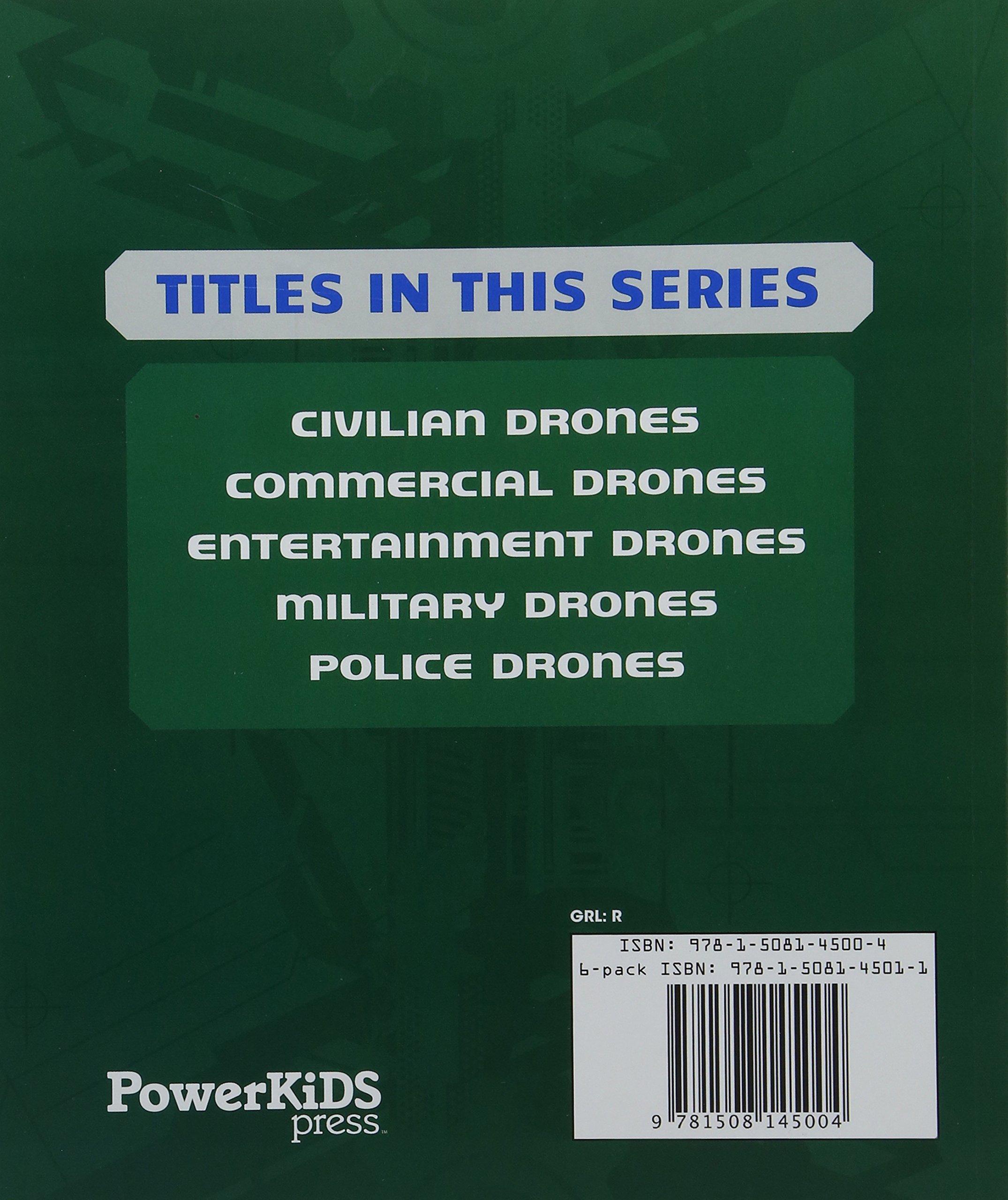 Police Drones (Drones: Eyes in the Skies) by PowerKids Press (Image #2)