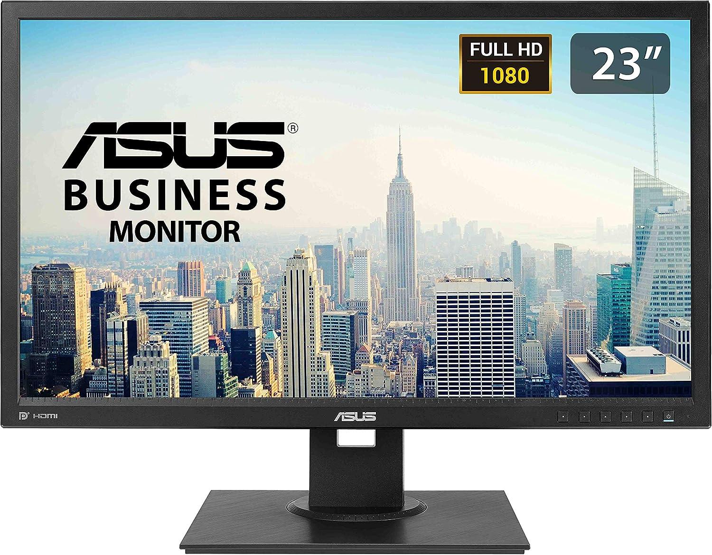 Black ASUS BE24DQLB 23.8 IPS FHD Ha mm DVI HDMI DP